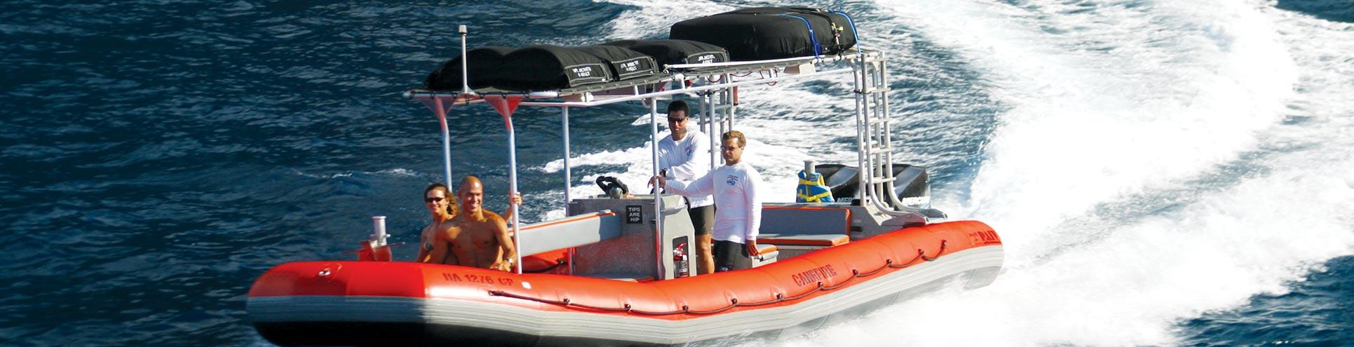 High Speed Superfun Rafts