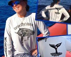Whale Sun Protection Shirt