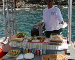 Captain Steve's Deluxe Snorkel Lunch
